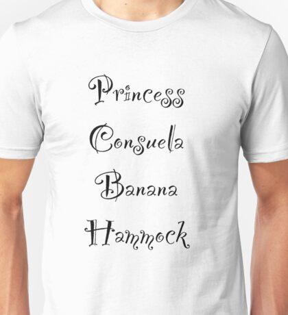 princess consuela banana hammock Unisex T-Shirt