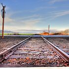 Old set of tracks  by pdsfotoart