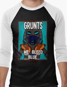 Grunts: We Bleed Blue T-Shirt