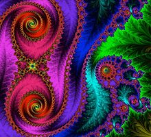 Fabulous Fractals:  The Beauty of Infinity by machare