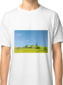 Light and Shadows - Spring In Central California Classic T-Shirt