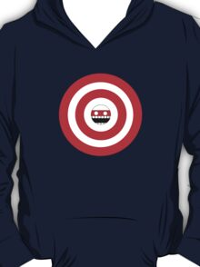 Face on target T-Shirt