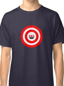 Face on target Classic T-Shirt