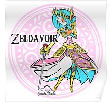 Shiny Zeldavoir Poster