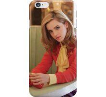 Emma Watson Milkshake Color iPhone Case/Skin