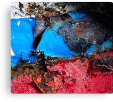 Barge V Canvas Print
