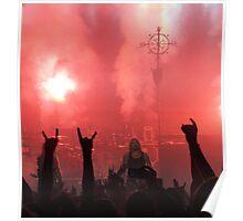 Devil Horns Poster