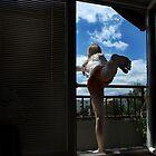 Dance on the balcony by Peco Grozdanovski