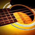 Guitar 2 by Mark Moskvitch