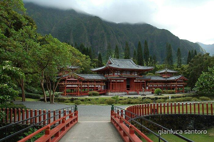 the temple-hawaii by gianluca santoro