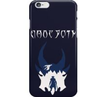 Skyrim Daedra Theme Minimalist iPhone Case/Skin