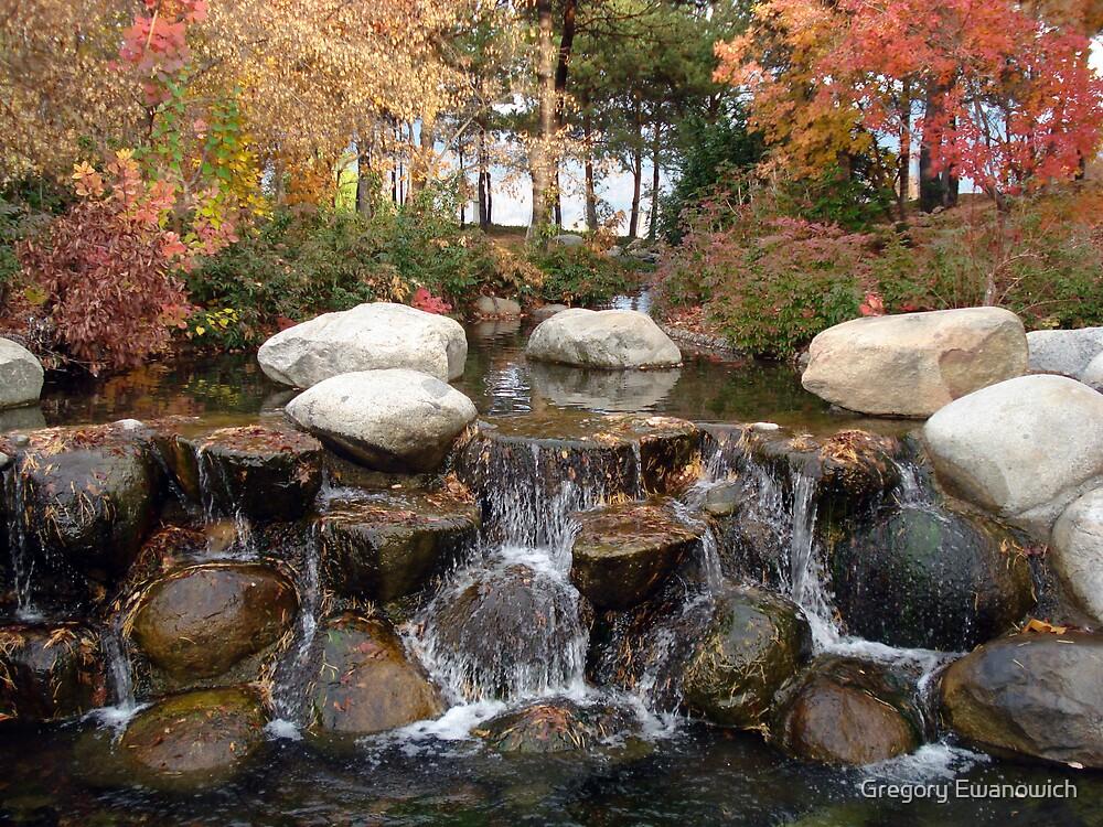 The Waterfall by Gregory Ewanowich