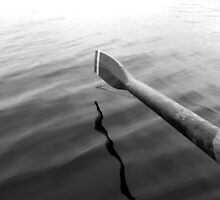An Oar's Reflection by tommygun