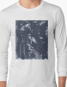 Railroad Style 2 Long Sleeve T-Shirt