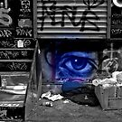 I Have An Eye On You by Michael J Armijo