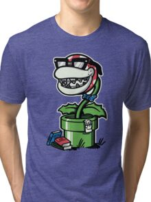 Piranha Braces Tri-blend T-Shirt