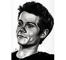 Dylan O' Brien Photographic Print