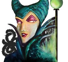 Maleficent by Thechaser704141