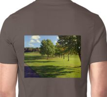 Tree Lined Avenue , Chatelherault Unisex T-Shirt