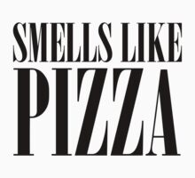 Smells Like Pizza Nirvana Parody T Shirt by wordsonashirt