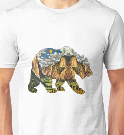 Heart of Yosemite Unisex T-Shirt