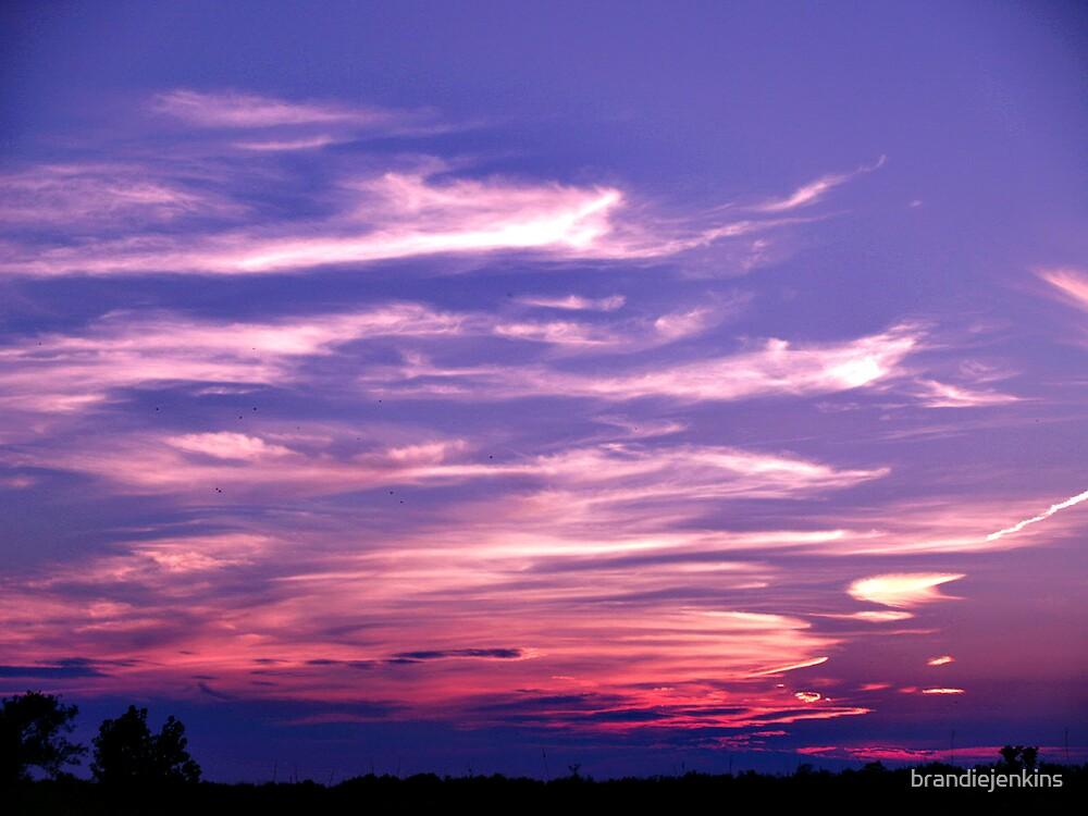 Burning Sky by brandiejenkins