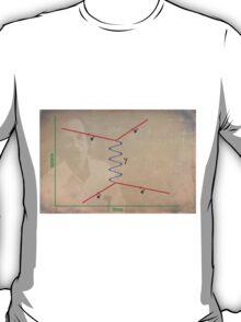 Feynman Diagram T-Shirt