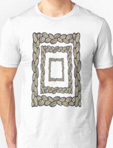 pigtail ornament Unisex T-Shirt