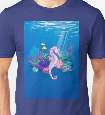 Seahorse - Underwater Unisex T-Shirt