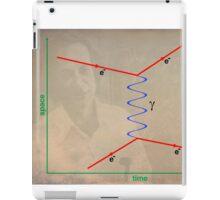 Feynman Diagram iPad Case/Skin