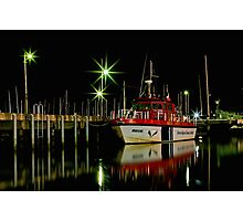 """Harbourside Reflections"" Photographic Print"