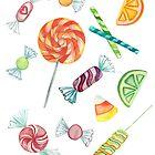 Candy Land Treats by EmmyLooHoo