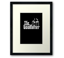 The Goodfather Framed Print