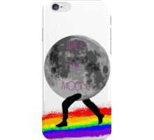 Walk The Moon Rainbow Road iPhone Case/Skin