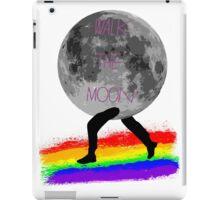 Walk The Moon Rainbow Road iPad Case/Skin