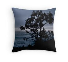 Morning Swell Throw Pillow