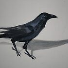 Crow1 by Glenda Jones