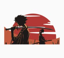 Samurai Champloo Kids Clothes