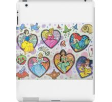Disney Princesses :) iPad Case/Skin