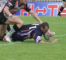 Gateshead Thunder 2007 - Shane Wooden by Paul Clayton