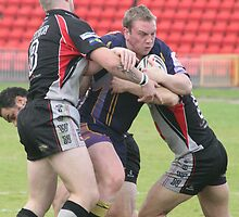 Gateshead Thunder 2007 - Steve Bradley by Paul Clayton