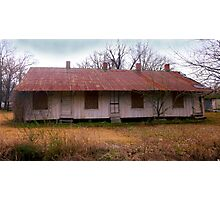 The Old Rooming House Photographic Print