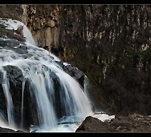 Trentham Falls by Grant McCall
