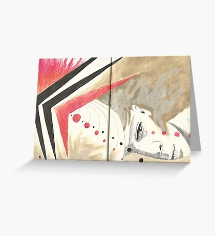 Sketchbook Jak, 34-35 Greeting Card