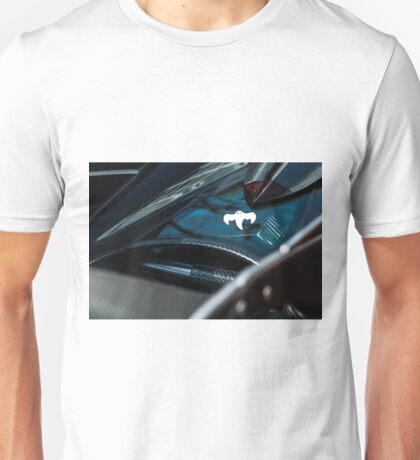 "Koenigsegg -  ""The Ghost"" Squadron Unisex T-Shirt"