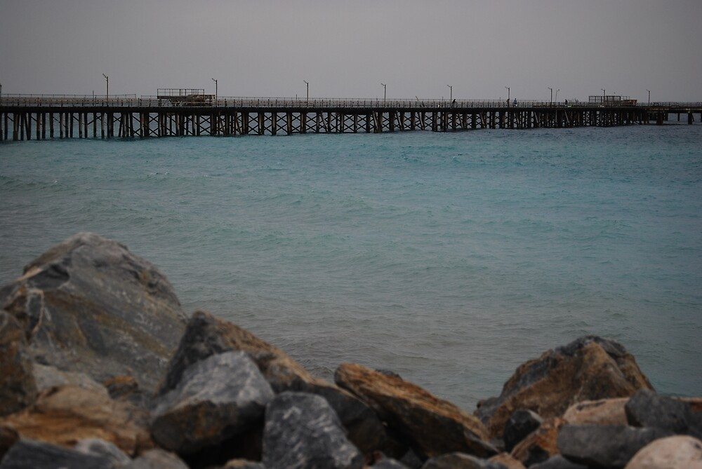 Rapid Bay Jetty by Princessbren2006