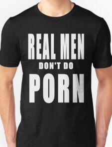 REAL MEN Unisex T-Shirt