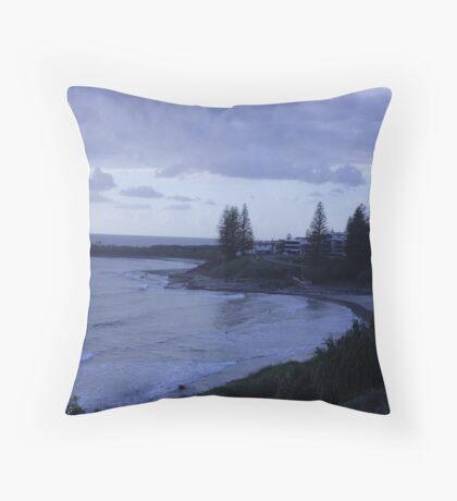 beautiful yamba Throw Pillow