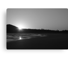 byron sunrise 2 Canvas Print