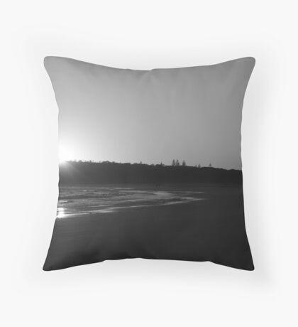 byron sunrise 2 Throw Pillow